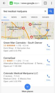 Find Medical Marijuana